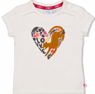 T-shirt - Whoopsie Daisy - Feetje