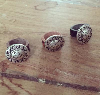 Lenache Ring - Brown