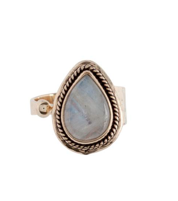 Route508 Gouden Ring Ruby | Rainbow Moonstone