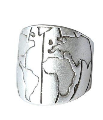 LOVE IBIZA Ring - Earth