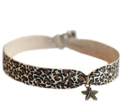 Enkelbandje Leopard starfish