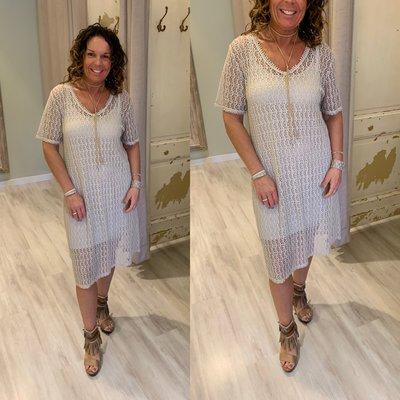 Wendy lace dress