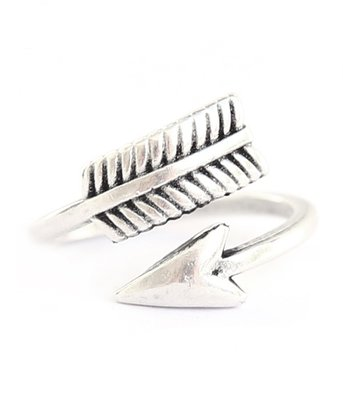 LOVE IBIZA Ring - Arrow